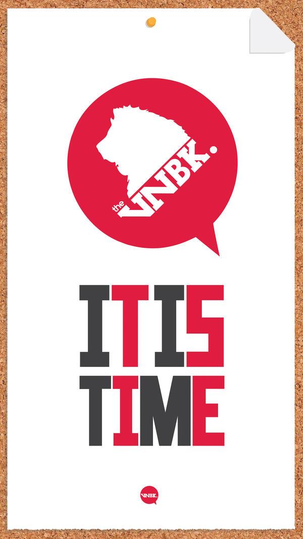 It Is Time by vann-bek