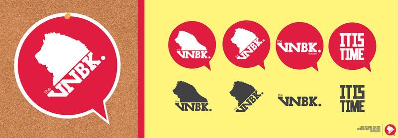 The VNBK Logotypes by vann-bek