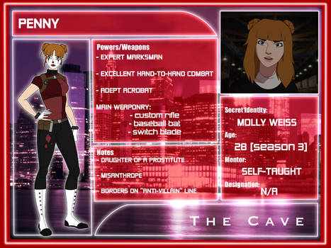 APP - Penny (The Cave)