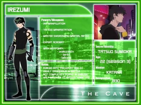 APP - Irezumi (The Cave)