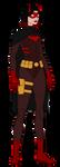 TRADE - Red Bat Design by Triskata