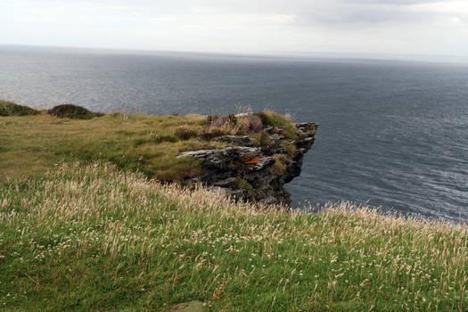 Tintagel Cliff 04