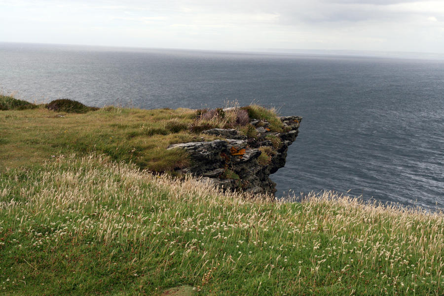 Tintagel Cliff 04