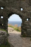 Tintagel Gate by neverFading-stock