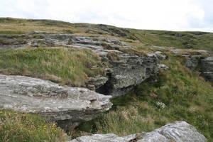 Tintagel Cliffs 010 by neverFading-stock