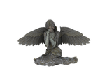 Angel Statue PNG 02
