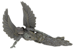 Angel Statue PNG 03