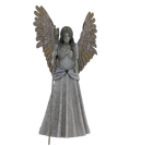 Angel Statue PNG 05