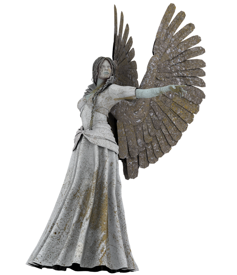 Angel Statue Png 06 By Neverfading Stock On Deviantart