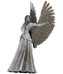Angel Statue PNG 06