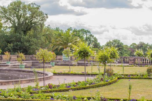 garden of sanssouci