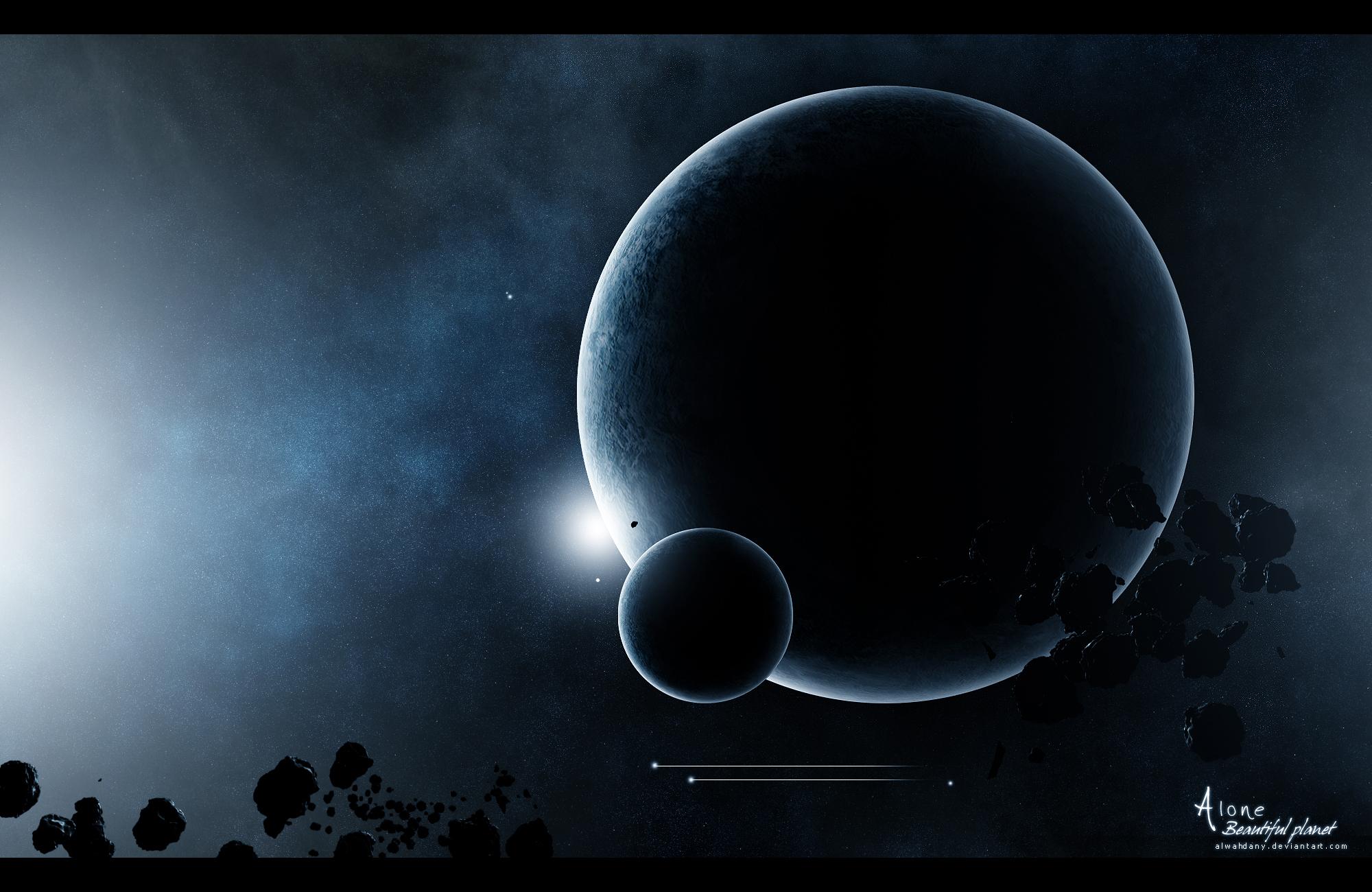 beatiful planets - photo #11