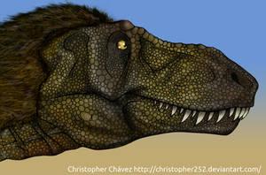Tarbosaurus pintado by Christopher252