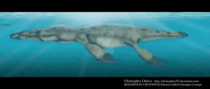 Pliosaurus Funkei