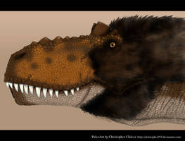 Gorgosaurus by Christopher252