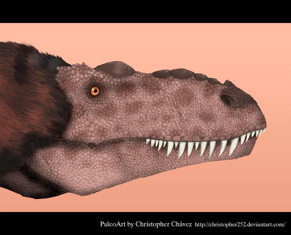 Appalachiosaurus by Christopher252