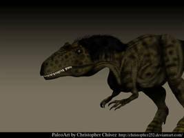 Dryptosaurus by Christopher252