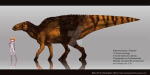 Dakota Edmontosaurus