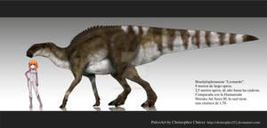 Brachylophosaurus Leonardo