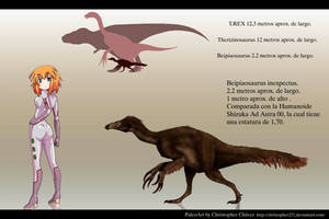 Beipiaosaurus version2 by Christopher252