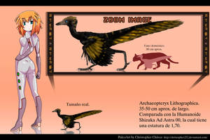 Archaeopteryx Lithographica by Christopher252