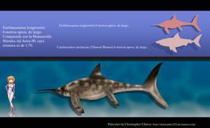 Eurhinosaurus.
