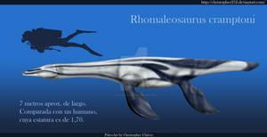 Rhomaleosaurus cramptoni