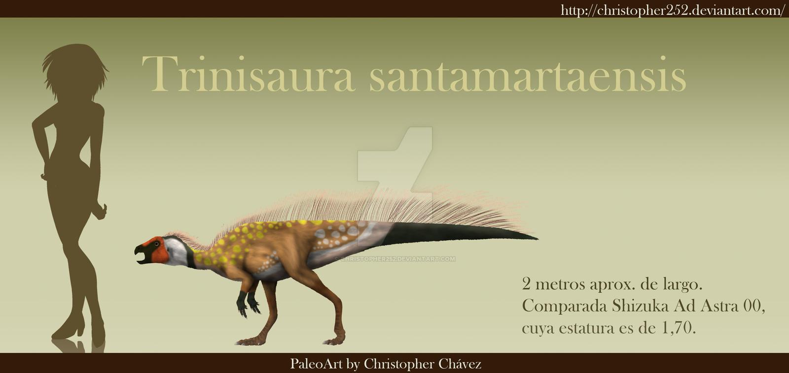 Trinisaura santamartaensis by Christopher252