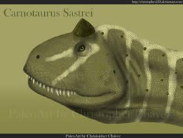 Carnotaurus Sastrei by Christopher252