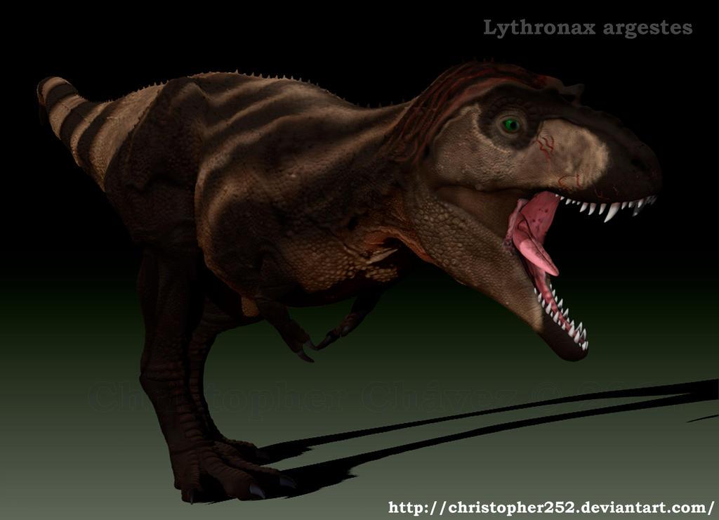 Lythronax finalizado2 by Christopher252