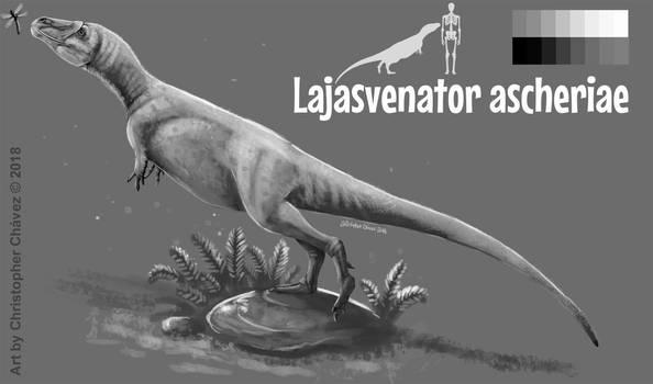 Lajasvenator ascheriae