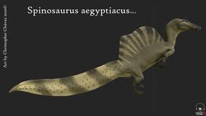 Spinosaurus aegyptiacus (ver2)
