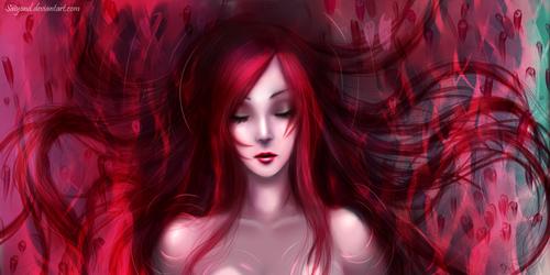 Scarlet Tea by Saiyond