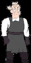 Andy the Blacksmith