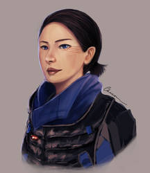 MEA: June Ryder by Chacou