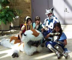 Anime Boston Avatar Crew by Korbexo
