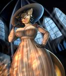[YCH] Lady Dimitrescu by AlastorRekfast