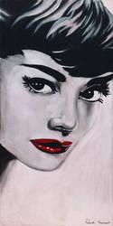 Audriey Hepburn