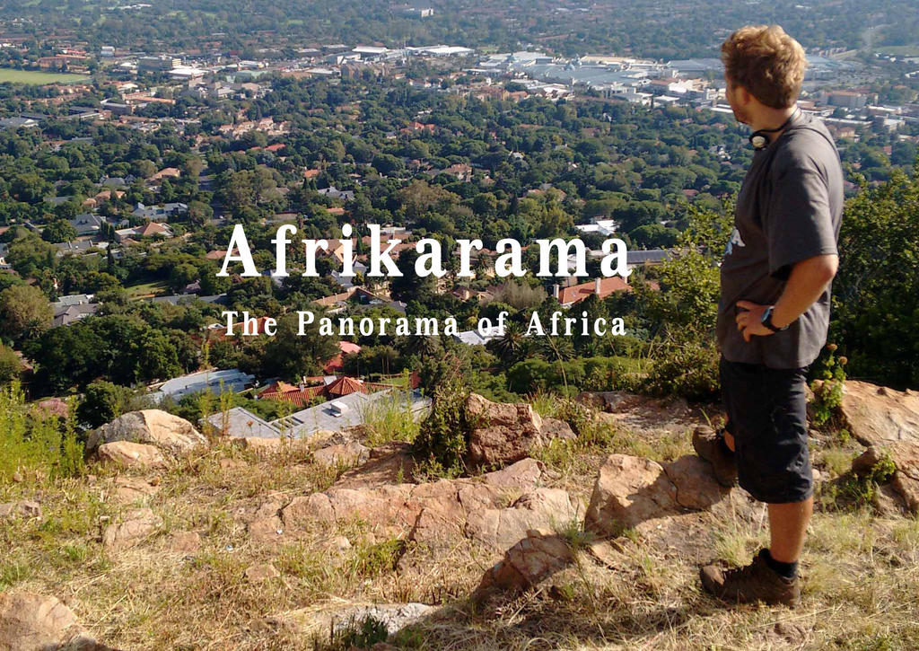 Africarama Logo by The-Fall-of-Snow