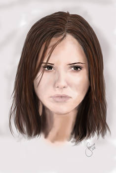 Speedpainting: Sophia Bush