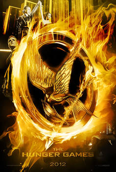 The Hunger Games Poster - Unleashed
