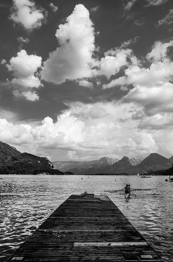 Zen Lake by roarbinson