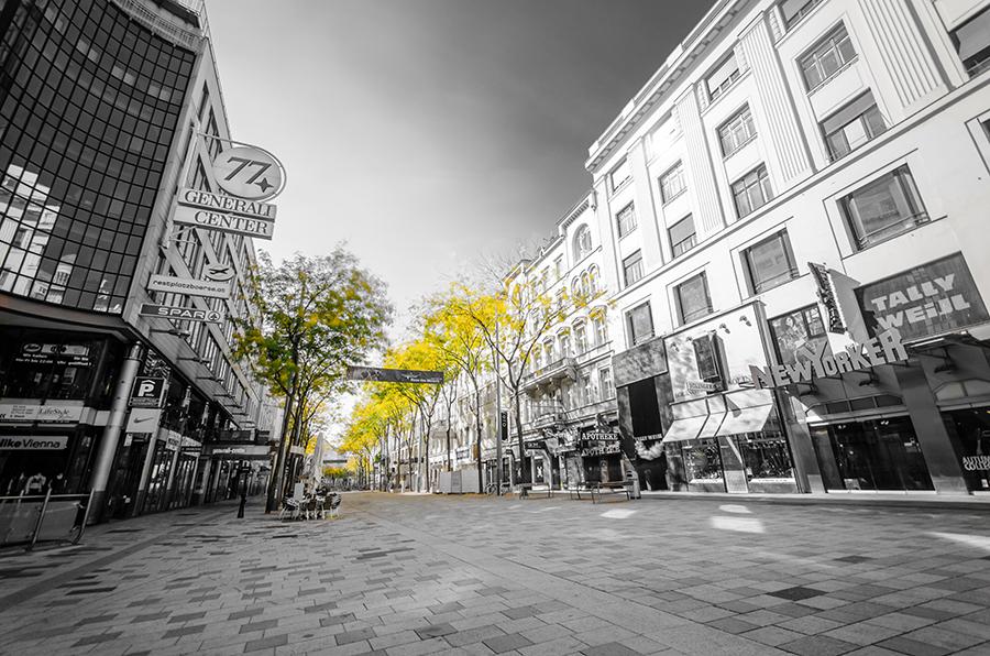 Silent Vienna III by roarbinson