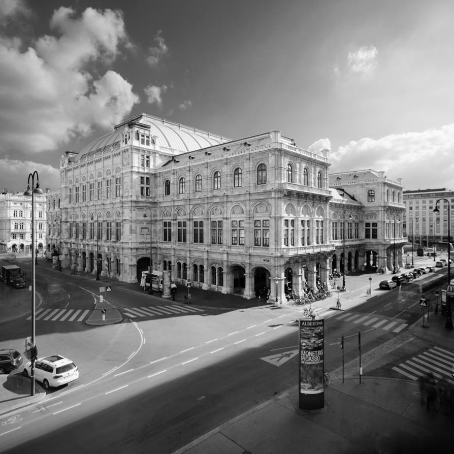 Silent Vienna IV by roarbinson