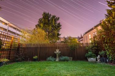 Garden Trails by roarbinson