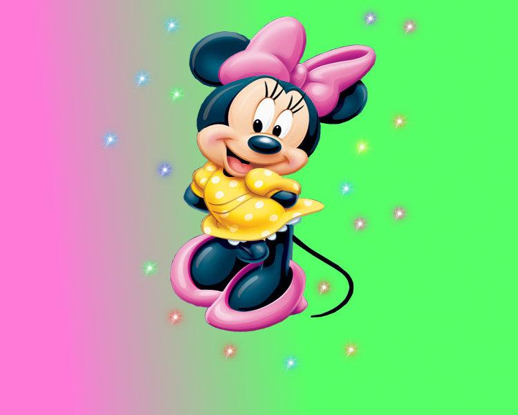 Minnie Mouse Walpaper HD Imagenes Fondos De Pantalla