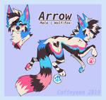 Sharp as an arrow (comm)
