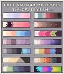 Free colour palettes!