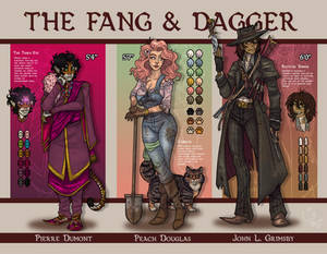 The Fang and Dagger Part 1: The Love L