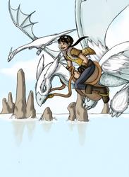Dragon v2 by Lokina